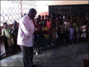 Education in schools