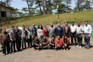Participants of the Forest-Water Workshop
