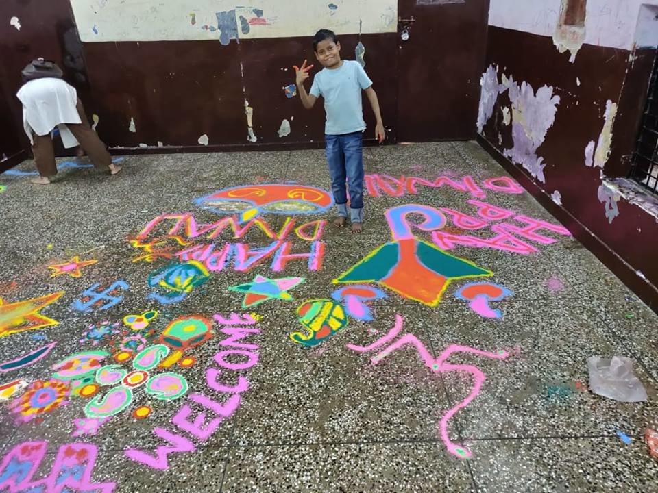Salaam Baalak Trust - working for street children