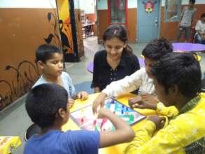 Volunteers for Mental Health program