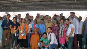 Awareness camp for care and protection of children