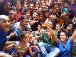 Actor Manoj Bajpayee's visit to SBT