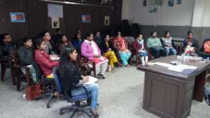 Capacity Building Session