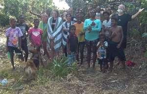 Pango, Efate Island, Vanuatu- Youth Workshop