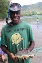 Happy Coral Planter, Malekula