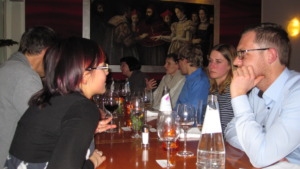 Ethica Rationalis New Year Dinner, Pic2