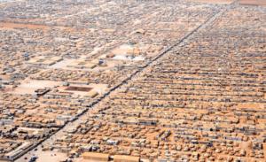 UNHCR Zaatari Camp