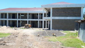 The New Girls Empowerment Centre -final phase of 1