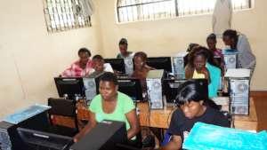 Computer Class session in progress