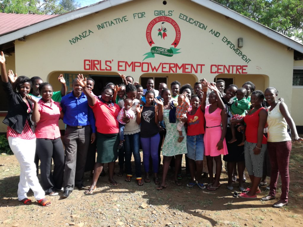 Establish Girls' Empowerment Centre in Rural Kenya