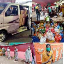 Providing emergency food relief in COVID19