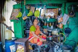 Purnima's Tea Stall