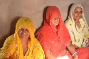 women students of UDAAN School !!