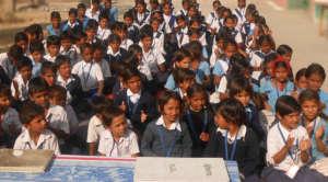 woolen clothes distribution programme