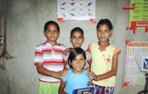RSKS India Pathshala Students