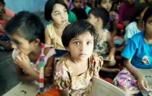 Education school; Beneficiary Children !!