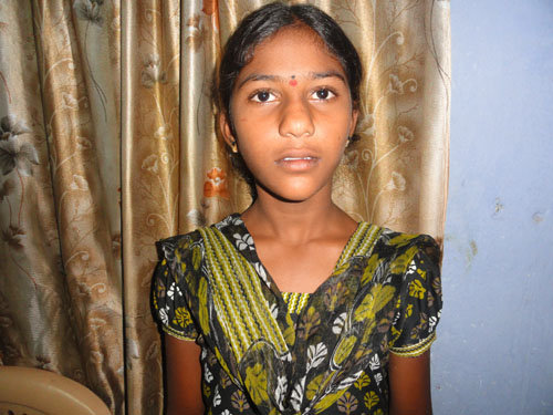 Sponsorship of Education for a Girl Child in India