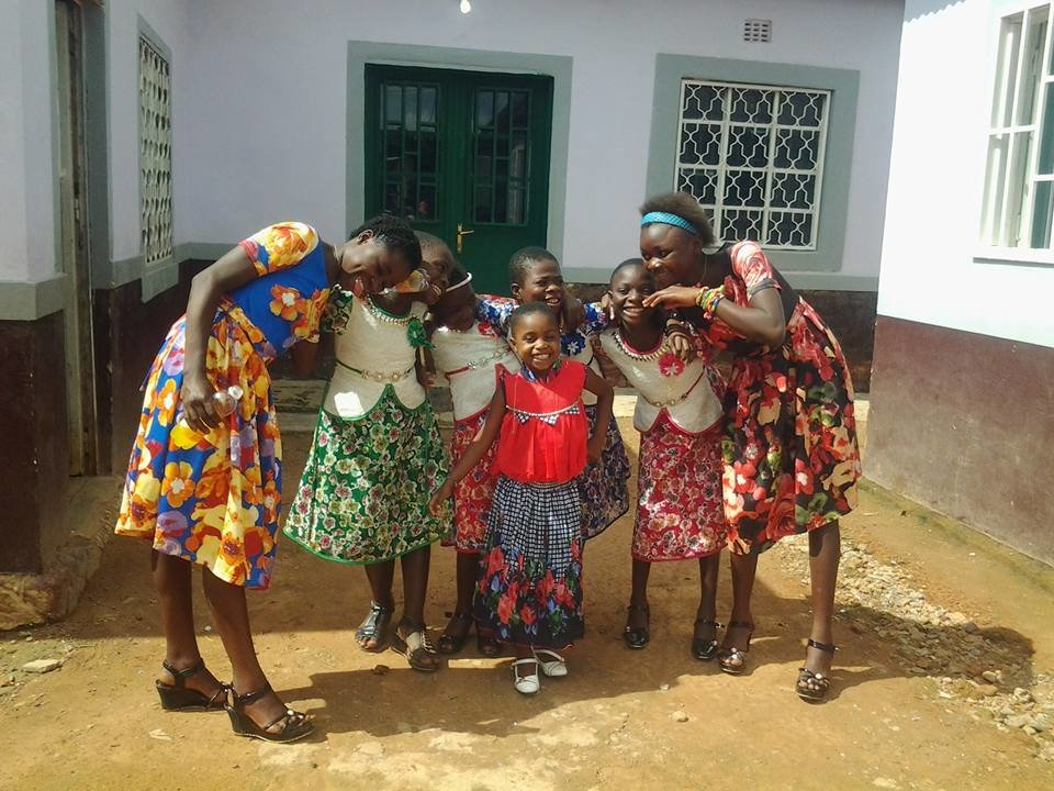 Provide a Loving Home for Street Girls in DR Congo