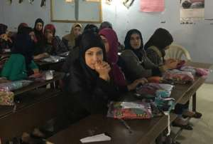 Days for Girls Kit Distribution in Akkar District