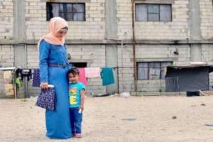 Washable Menstrual Kits for Syrian Refugees