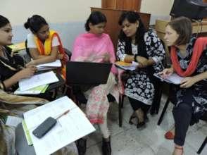 Nurses learn to provide palliative care training