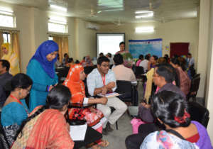 Care providers learn about palliative care