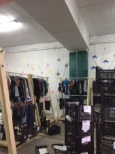 The New Warehouse shopping space
