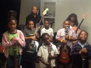 Lifting Children Up Through Music