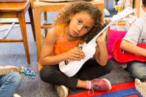 Provide Hands-On Music for Homeless Students