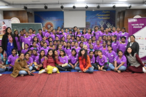 Girl Icon residential leadership training 2019