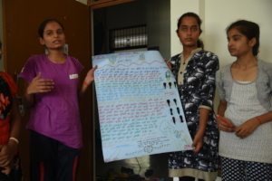 Social Action Project plan presentation