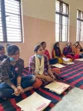 Leadership Training of Girl Icons