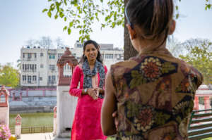 Empowering 200 Girl Leaders in India
