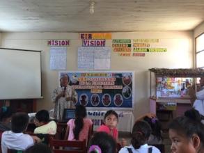 Presentation on Shipibo Language History