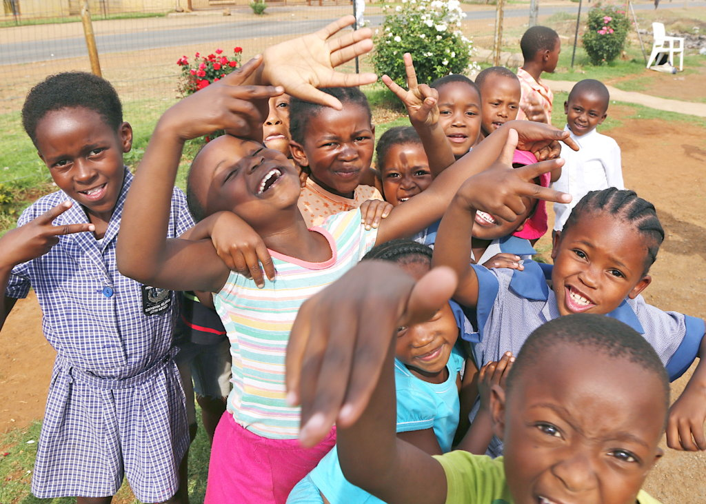 Bring healthcare to children in rural South Africa