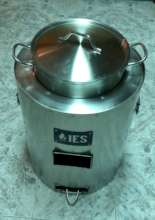 IES Institutional Stove