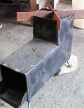 First rocket stove built in Liberia