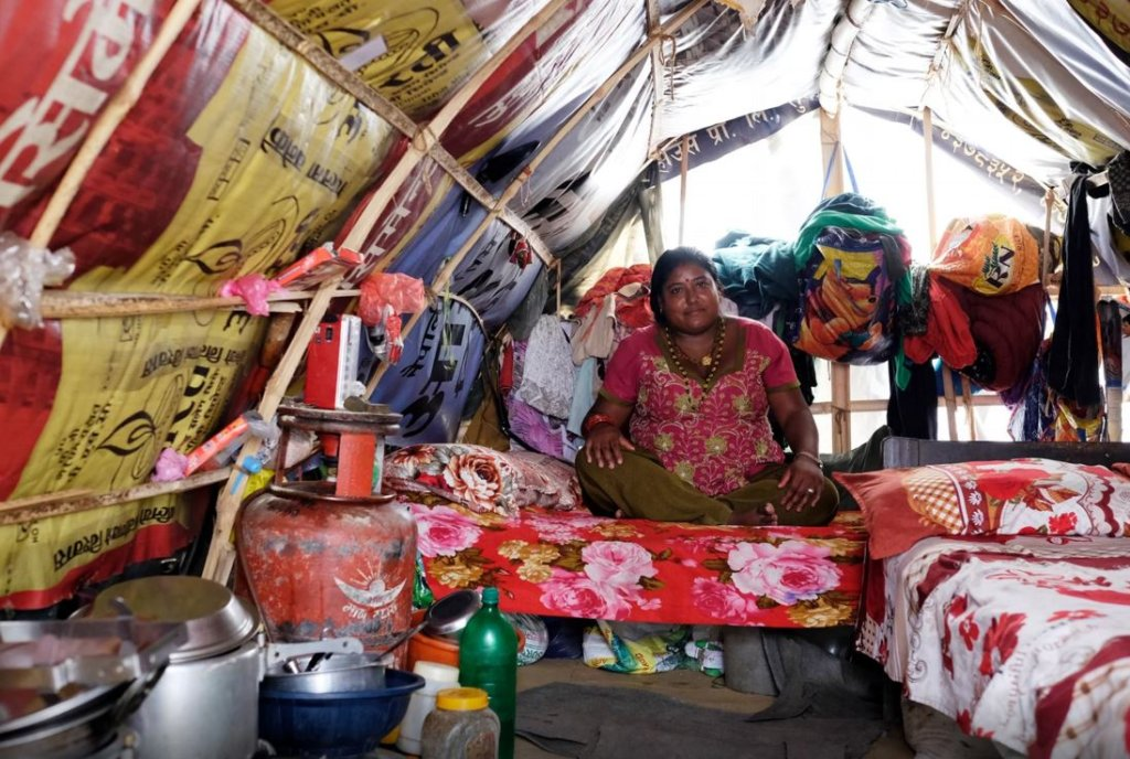Supporting Women and Girls After the Nepal Quake