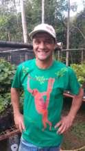 Averaldo - new nursery assistant