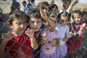 Syrian Refugee Children in Turkey