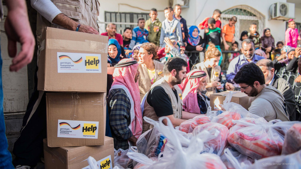 Help for Refugees
