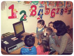 Vulnerable romanian kids need you!