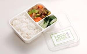 Food Angel Hot Meal Box