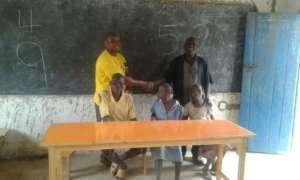 Furniture delivery school for disabled Samburu