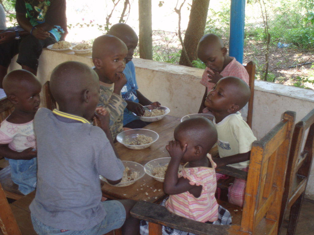 Help Orphans & Needy Children in Kenya