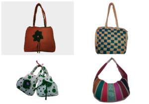 Handmade Bags Made By Underprivileged Girls