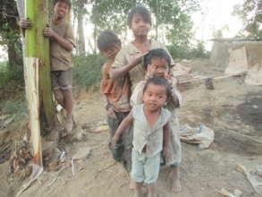 Jatituhu children's daily activity