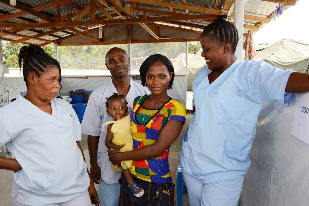 Access to maternal health services in Liberia