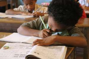 Helping children to get an education
