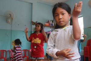 Daytime activties at our center
